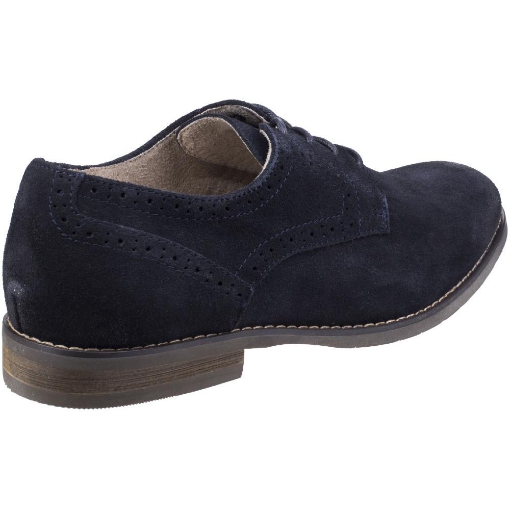Hush-Puppies-Sean-casual-para-hombre-Plain-Toe-Formales-Inteligente-Zapatos-Oxford miniatura 15