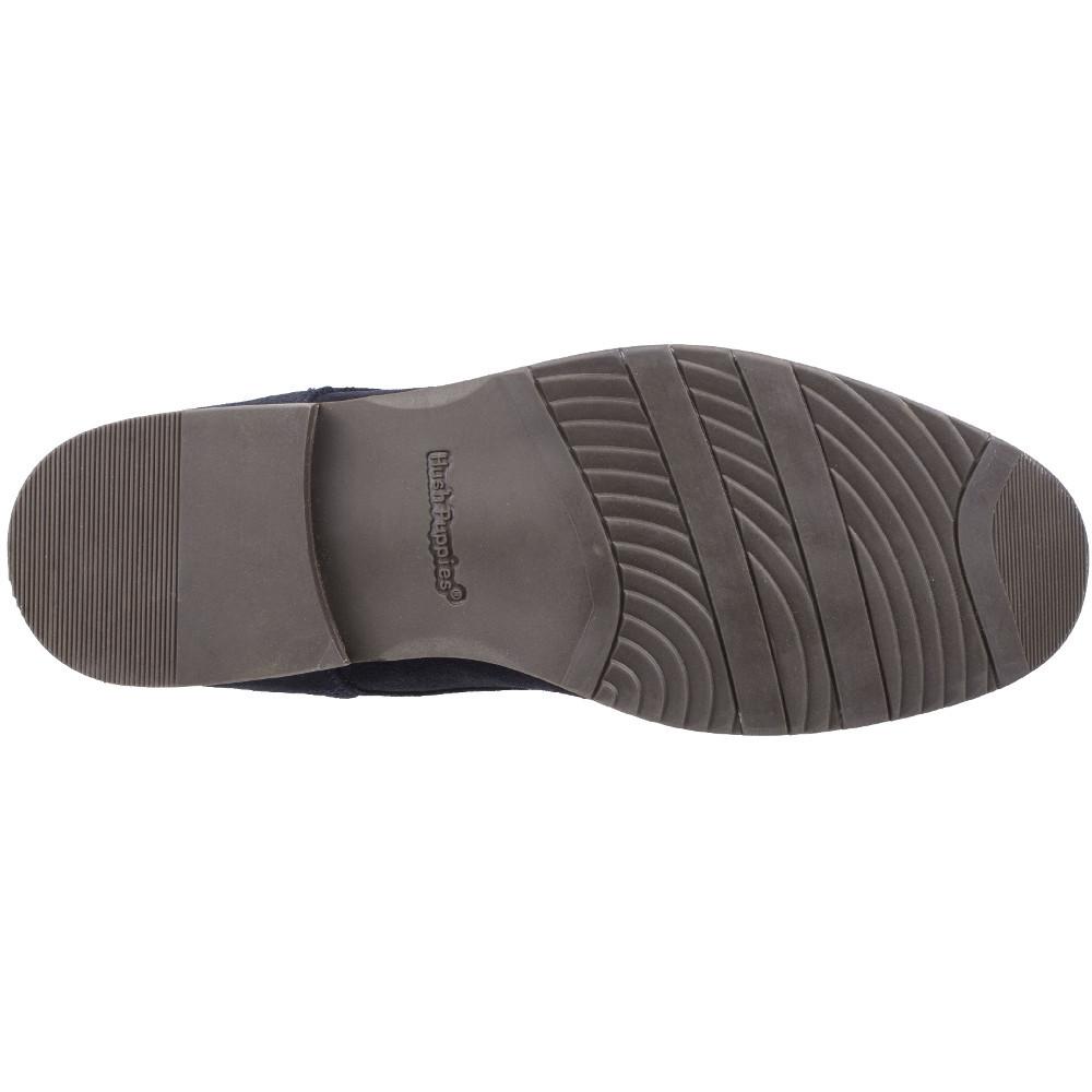 Hush-Puppies-Sean-casual-para-hombre-Plain-Toe-Formales-Inteligente-Zapatos-Oxford miniatura 16