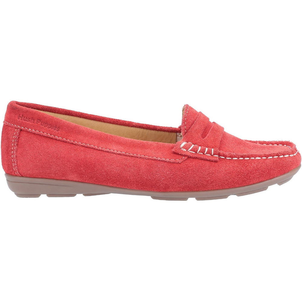 Hush-Puppies-Womens-Margot-Lightweight-Slip-On-Loafer-Shoes thumbnail 17