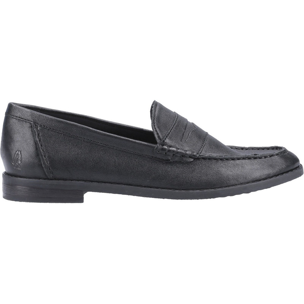 Hush-Puppies-Womens-Wren-Slip-On-Leather-Loafer-Shoes thumbnail 13