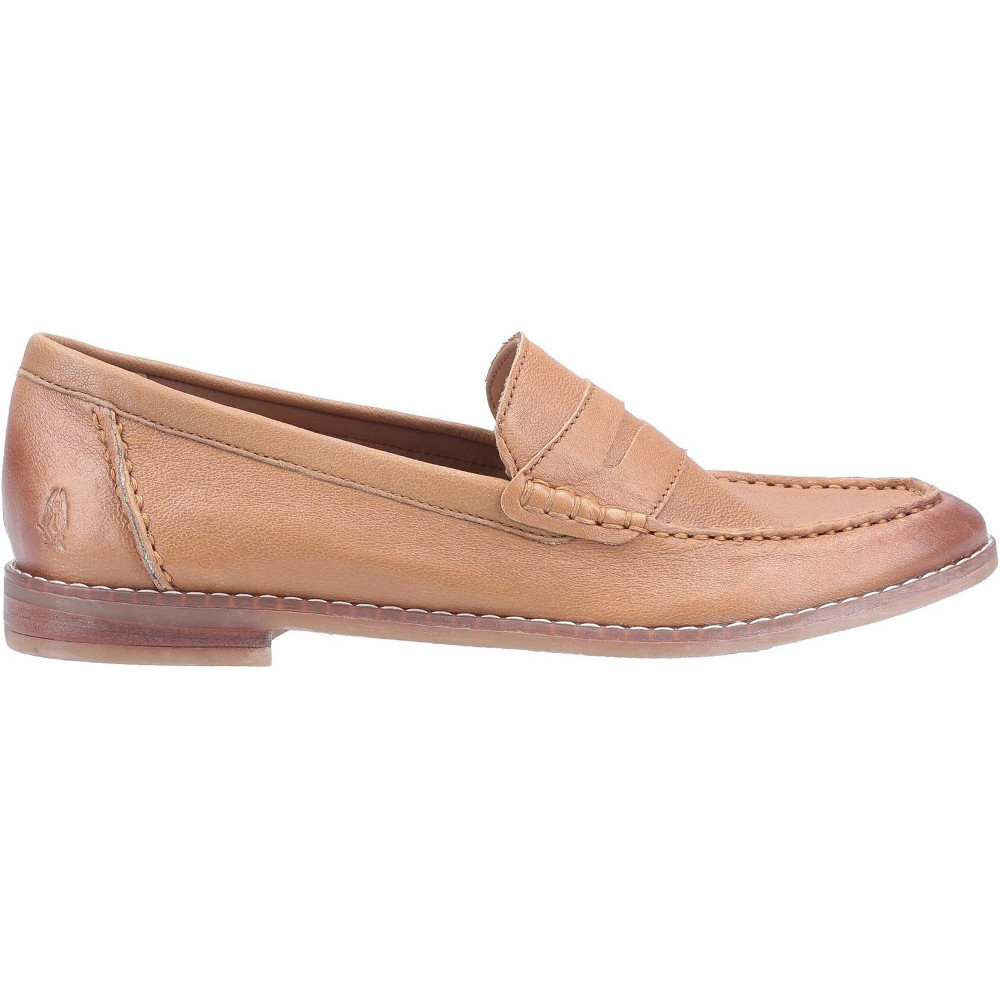 Hush-Puppies-Womens-Wren-Slip-On-Leather-Loafer-Shoes thumbnail 21