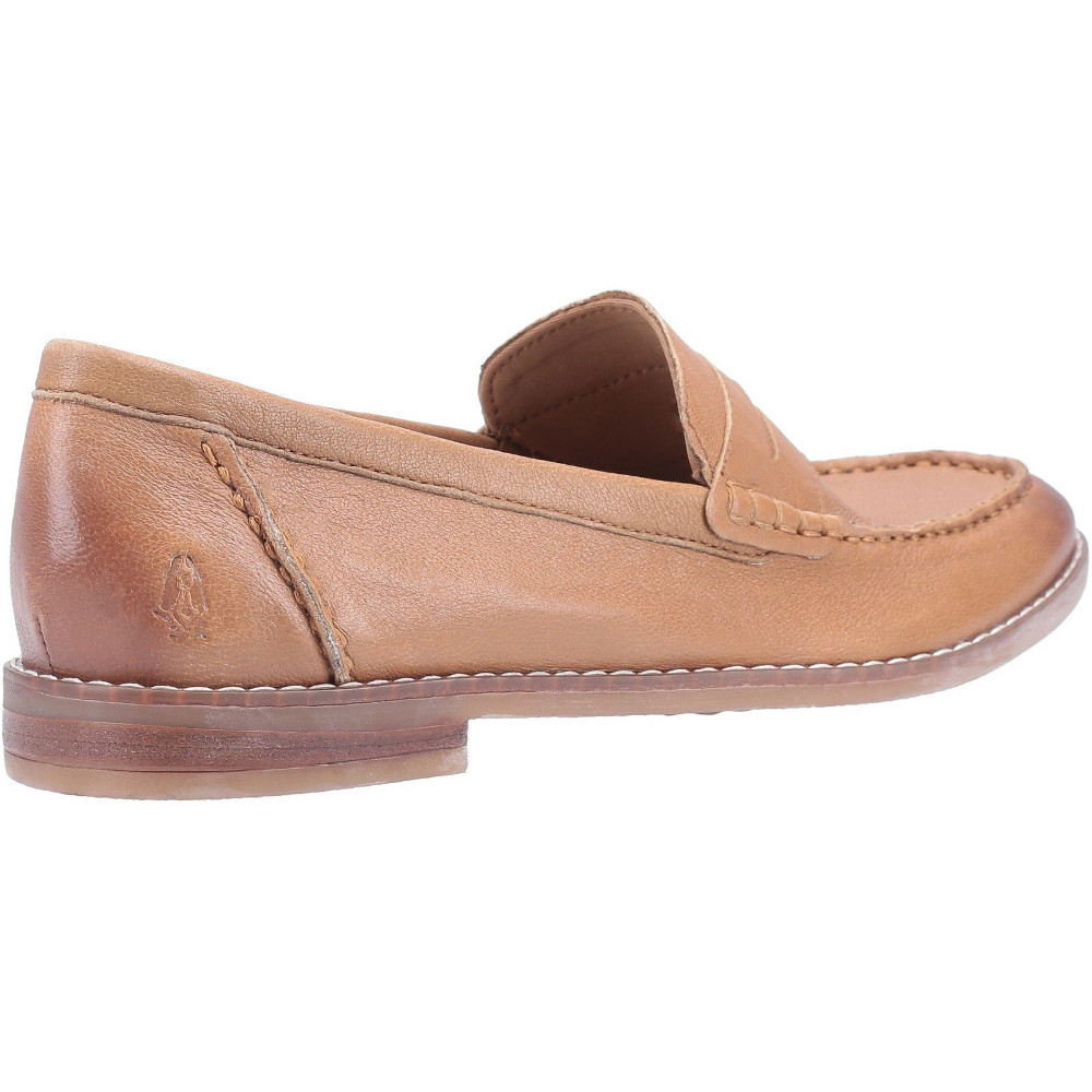 Hush-Puppies-Womens-Wren-Slip-On-Leather-Loafer-Shoes thumbnail 22