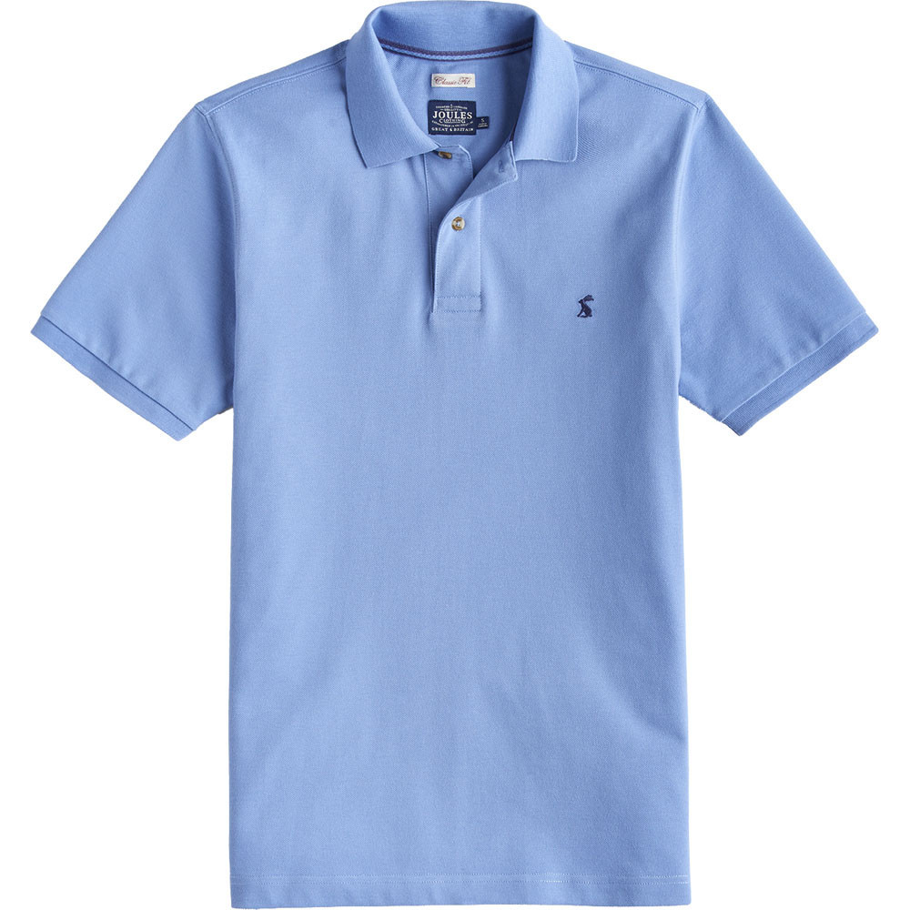 Joules Mens Woody Classic Fit Contrast Soft Cotton Casual Polo Shirt t15kYd4
