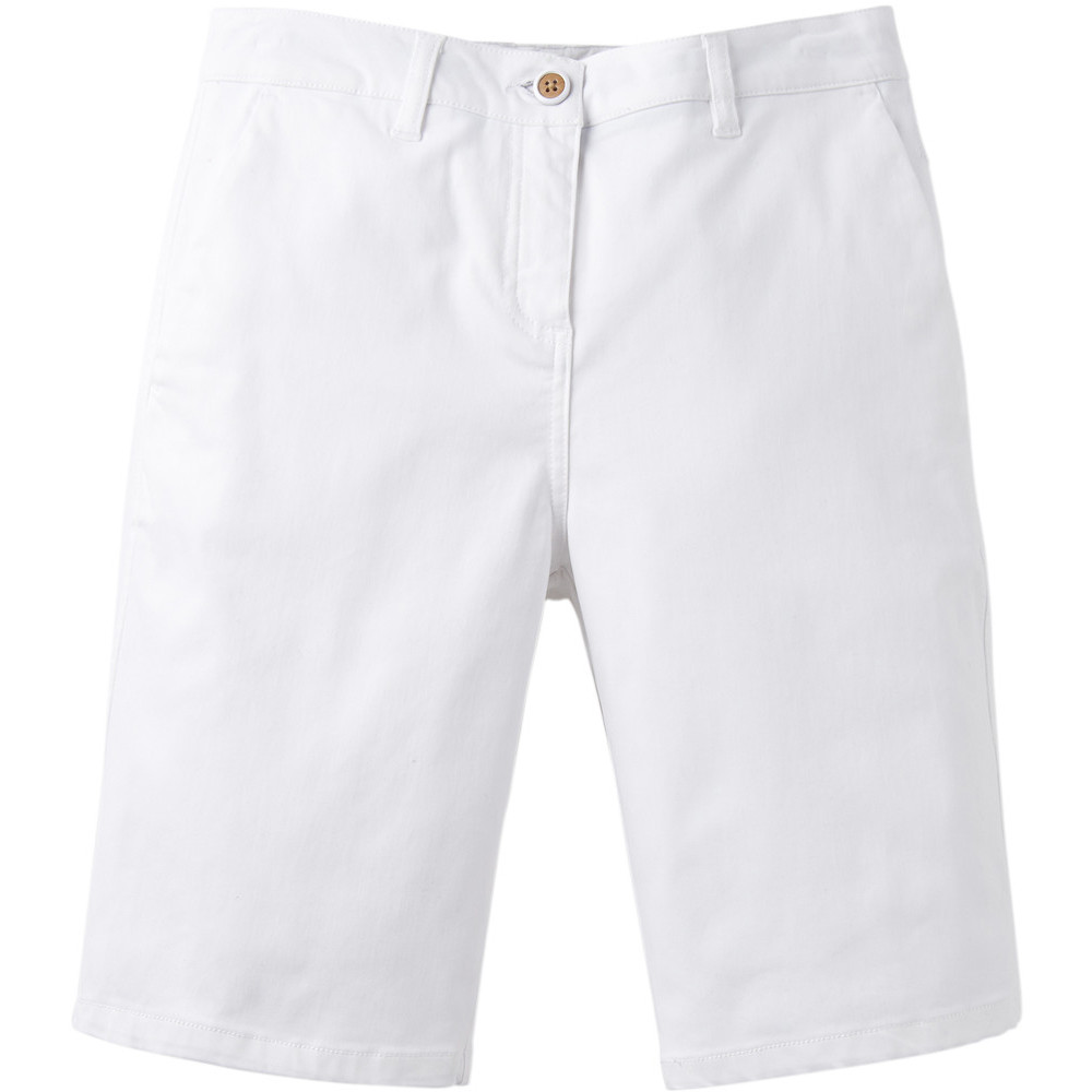 Joules Womens Cruiselong Knee Length Casual Chino Shorts
