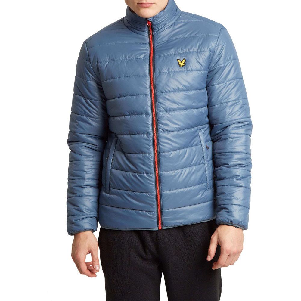 ed3fbb32a09b Details about Lyle & Scott Mens Lloyd Primaloft Insulated Breathable  Quilted Jacket