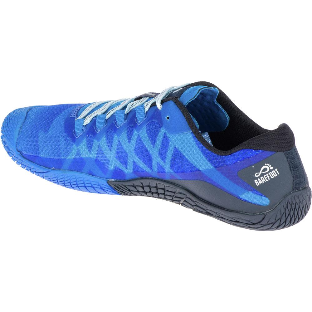 Merrell   Merrell Herren Vapor Glove 3 Breathable Vibram Barefoot Running Schuhes 35747b