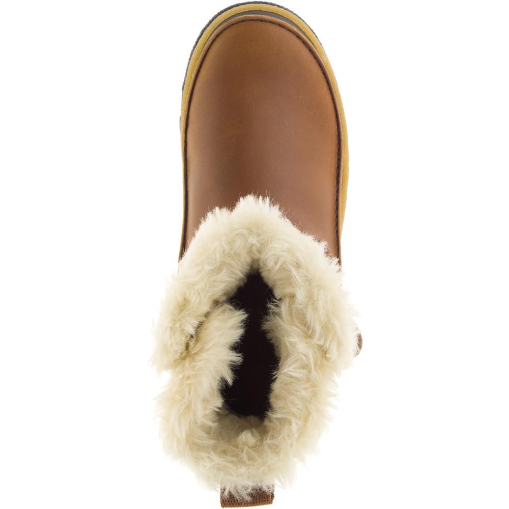MERRELL Pour Femme//Femmes Tremblant À Enfiler Polaire Bottes d/'hiver imperméables