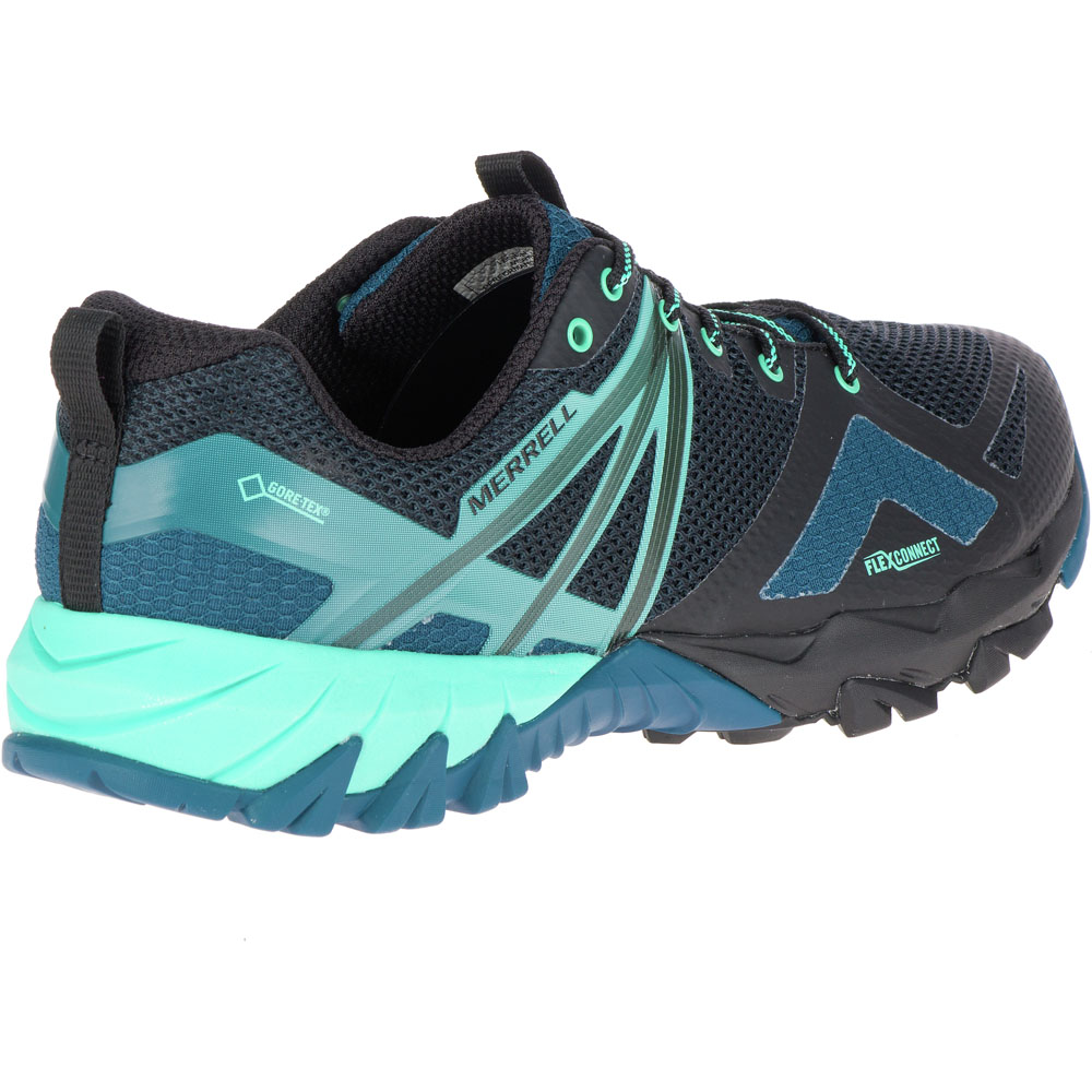 Merrell Womens/Ladies MQM Flex GoreTex Waterproof Hybrid Walking Shoes w8yfu