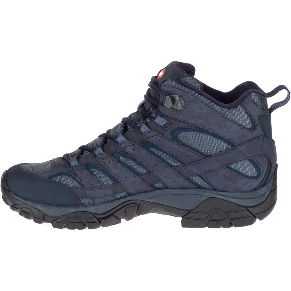 Merrell  Herren Moab 2 Smooth Mid GTX GTX GTX Waterproof Fabric Walking Stiefel 74fa65