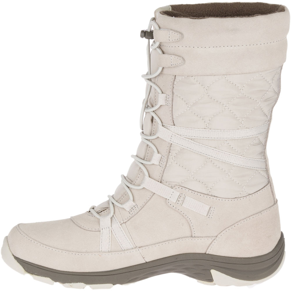 8a0aa620c1c Merrell Womens Ladies Approach Tall Waterproof Leather Snow Boots