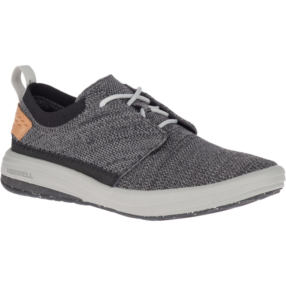 d2a148829b Details about Merrell Mens Gridway Lace Up Casual Breathable Mesh Sneakers