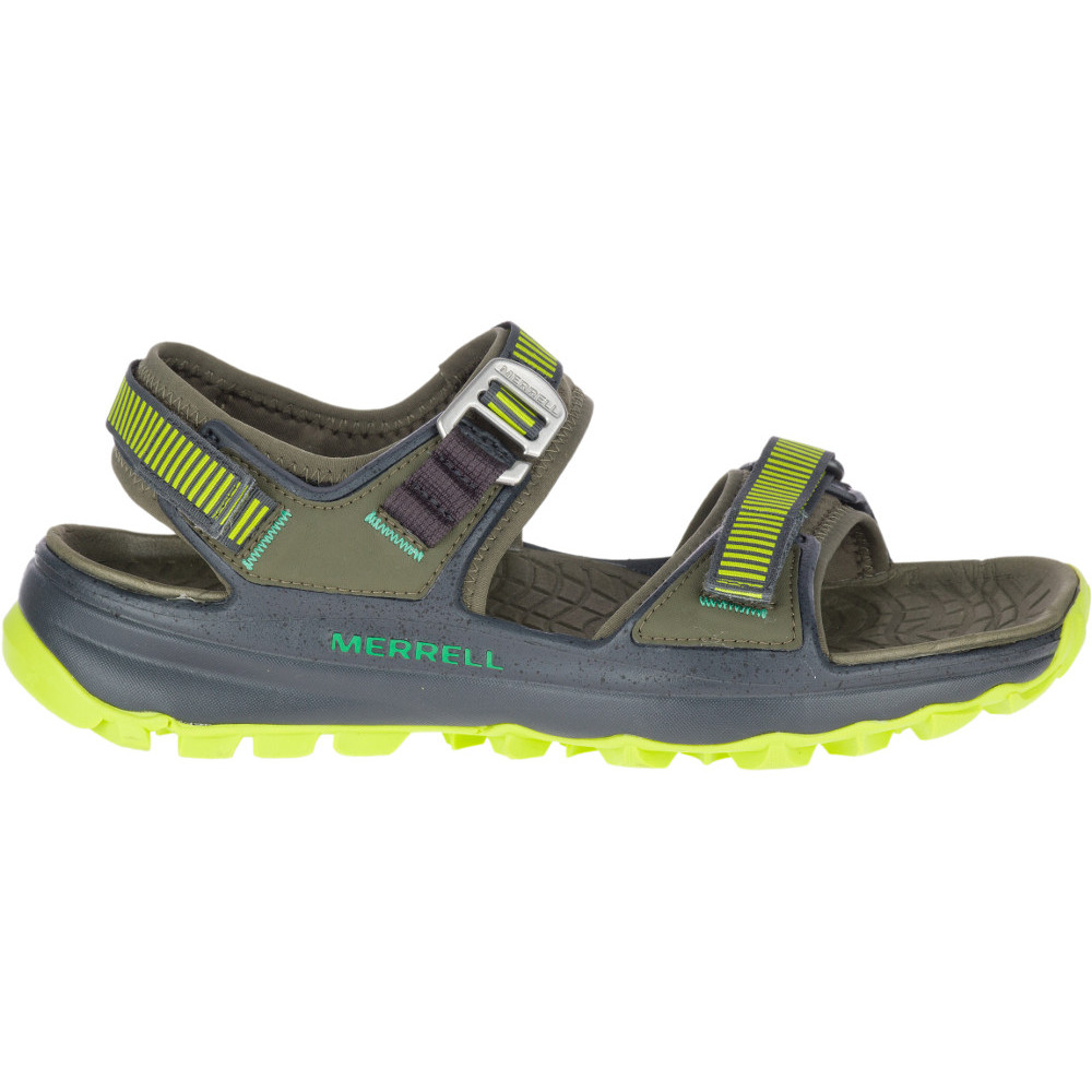 Merrell Mens Choprock Strap Water Friendly Walking Sandals