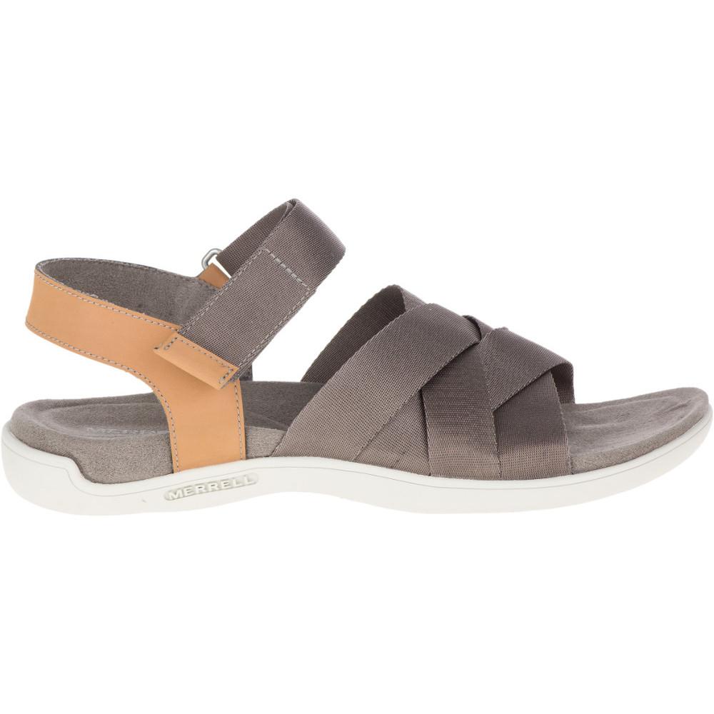 Merrell-Womens-District-Maya-Leather-Backstrap-Sandals thumbnail 7