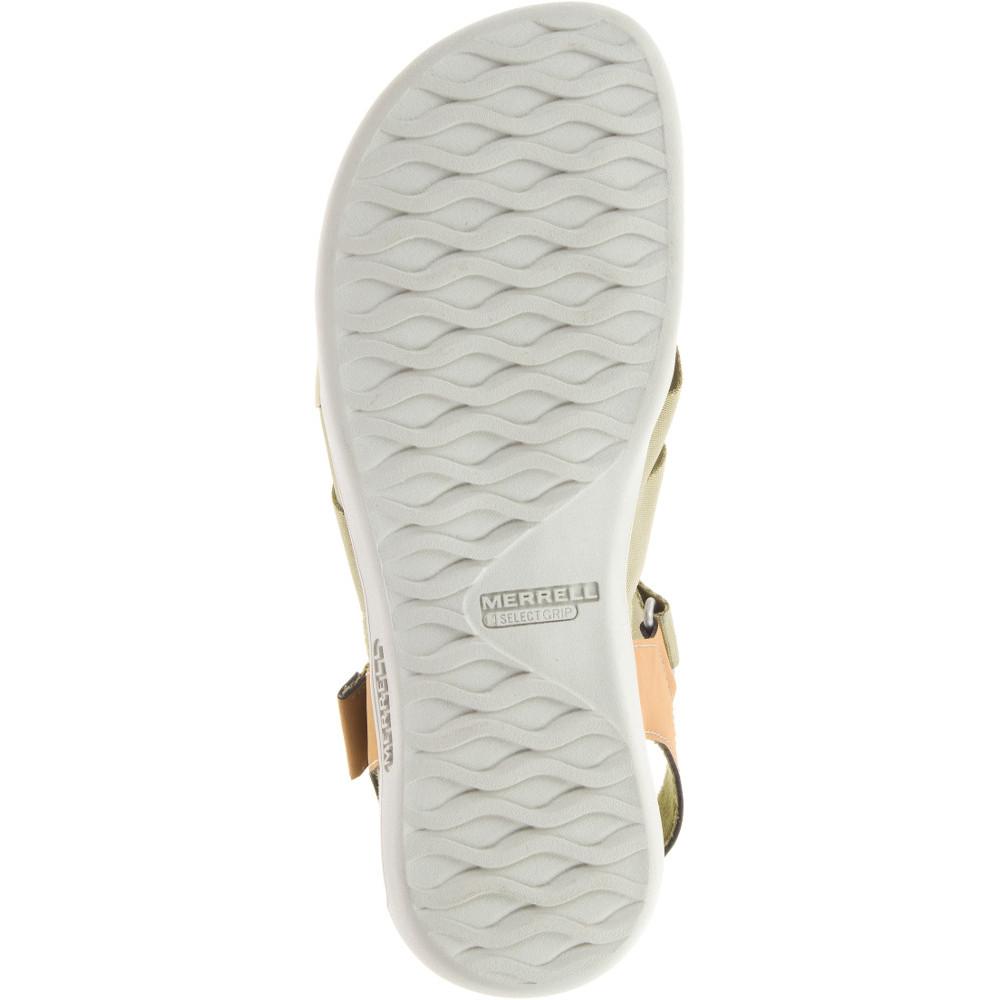 Merrell-Womens-District-Maya-Leather-Backstrap-Sandals thumbnail 11