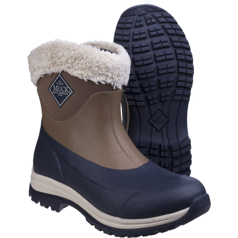 Muck Boots Womens/Ladies Arctic Apres Casual Warm Fleece