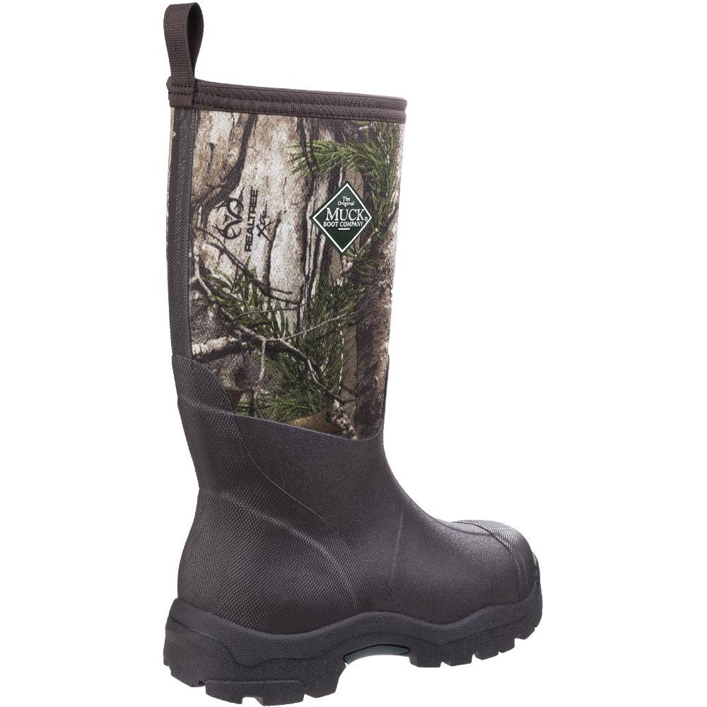 Muck-Boots-Mens-Derwent-II-Reinforced-Mesh-All-Purpose-Field-Boots thumbnail 7