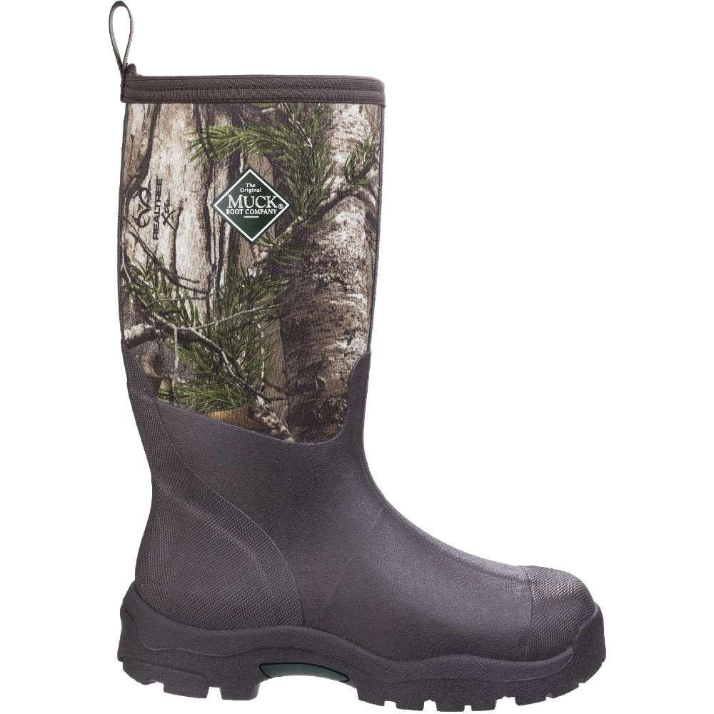 Muck-Boots-Mens-Derwent-II-Reinforced-Mesh-All-Purpose-Field-Boots thumbnail 8