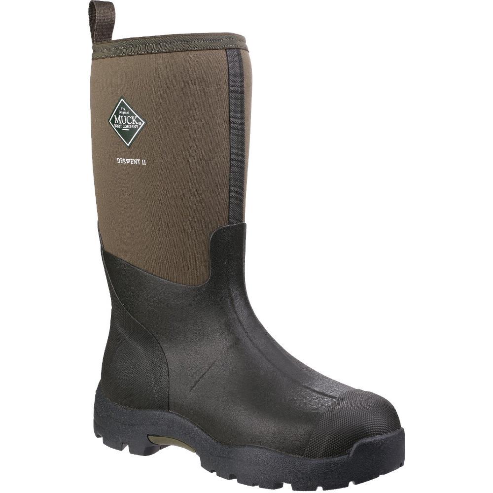 Muck-Boots-Mens-Derwent-II-Reinforced-Mesh-All-Purpose-Field-Boots thumbnail 14