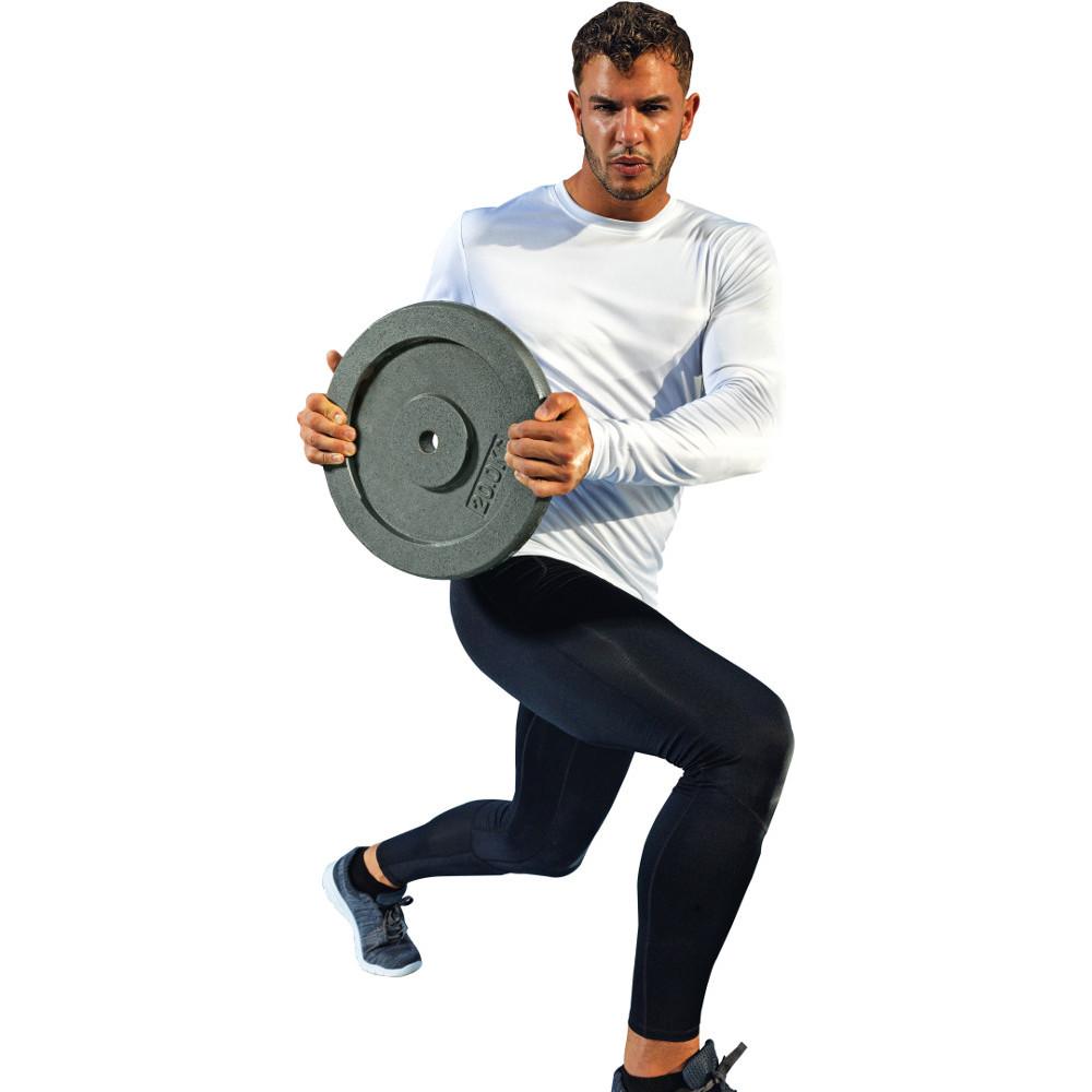 Outdoor-Look-Mens-Long-Sleeve-Lightweight-Wicking-T-Shirt thumbnail 6