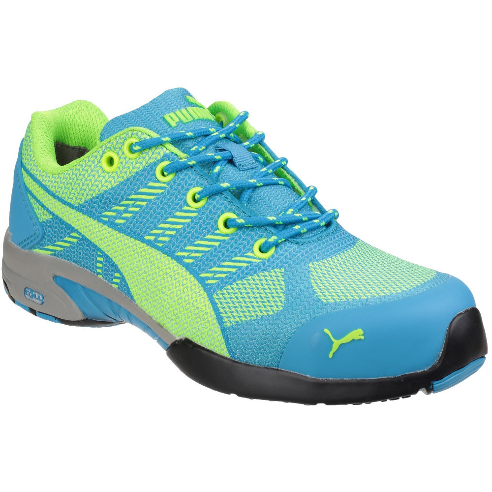 Puma Safety Footwear Womens Ladies Celerity Knit Safety Trainers  bb24976ad