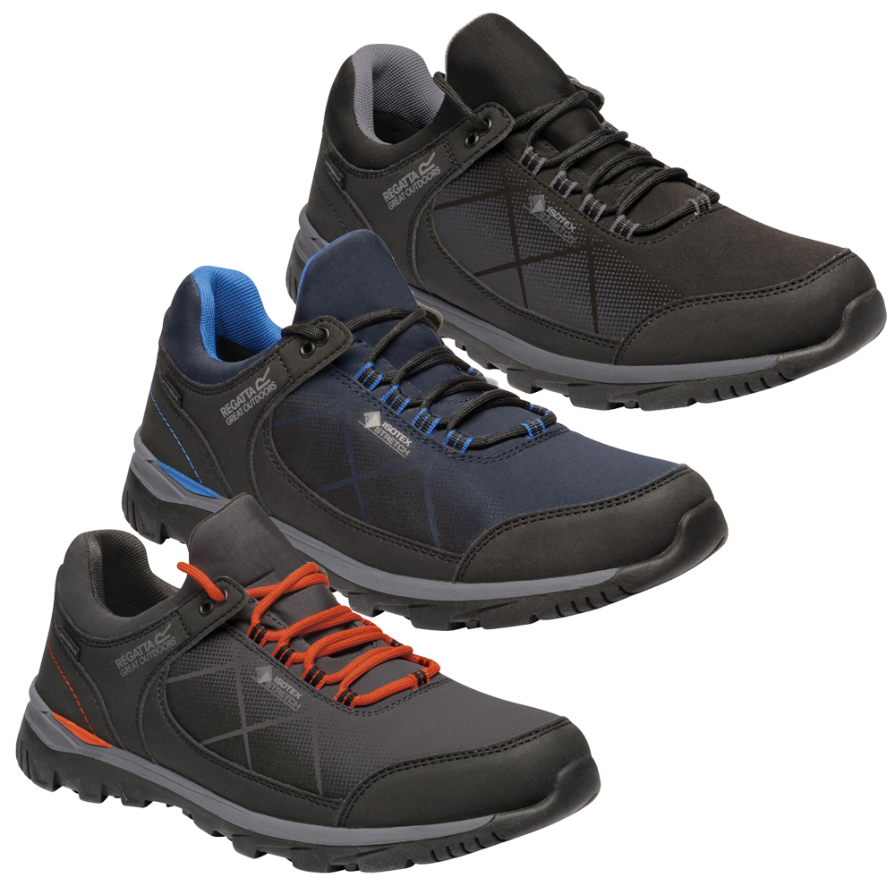 Regatta Mens Highton Stretch Waterproof Walking schuhe
