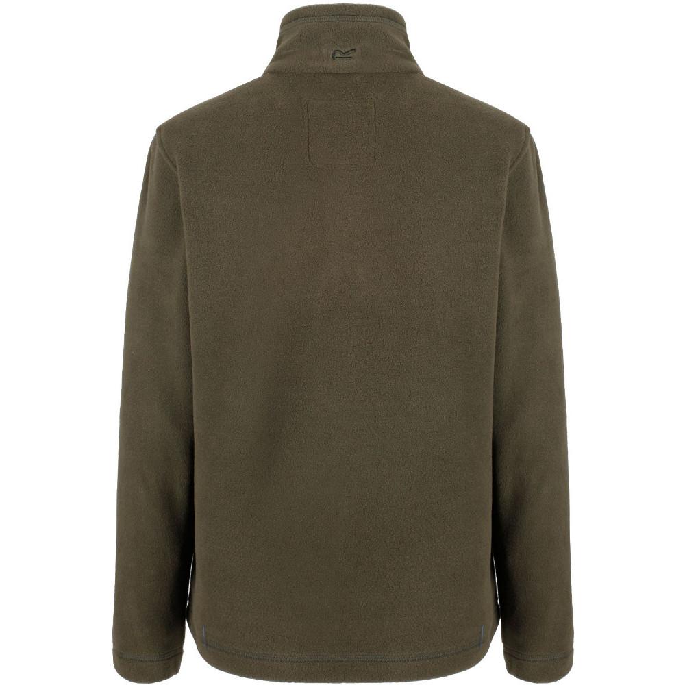 Regatta Boys /& Girls King Lightweight Fleece II Full Zip Fleece Jacket