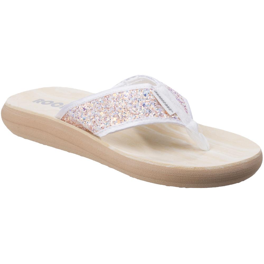 d16ab87204c Rocket Dog Spotlight Ladies Womens Toe Post Summer Sandals Thongs ...