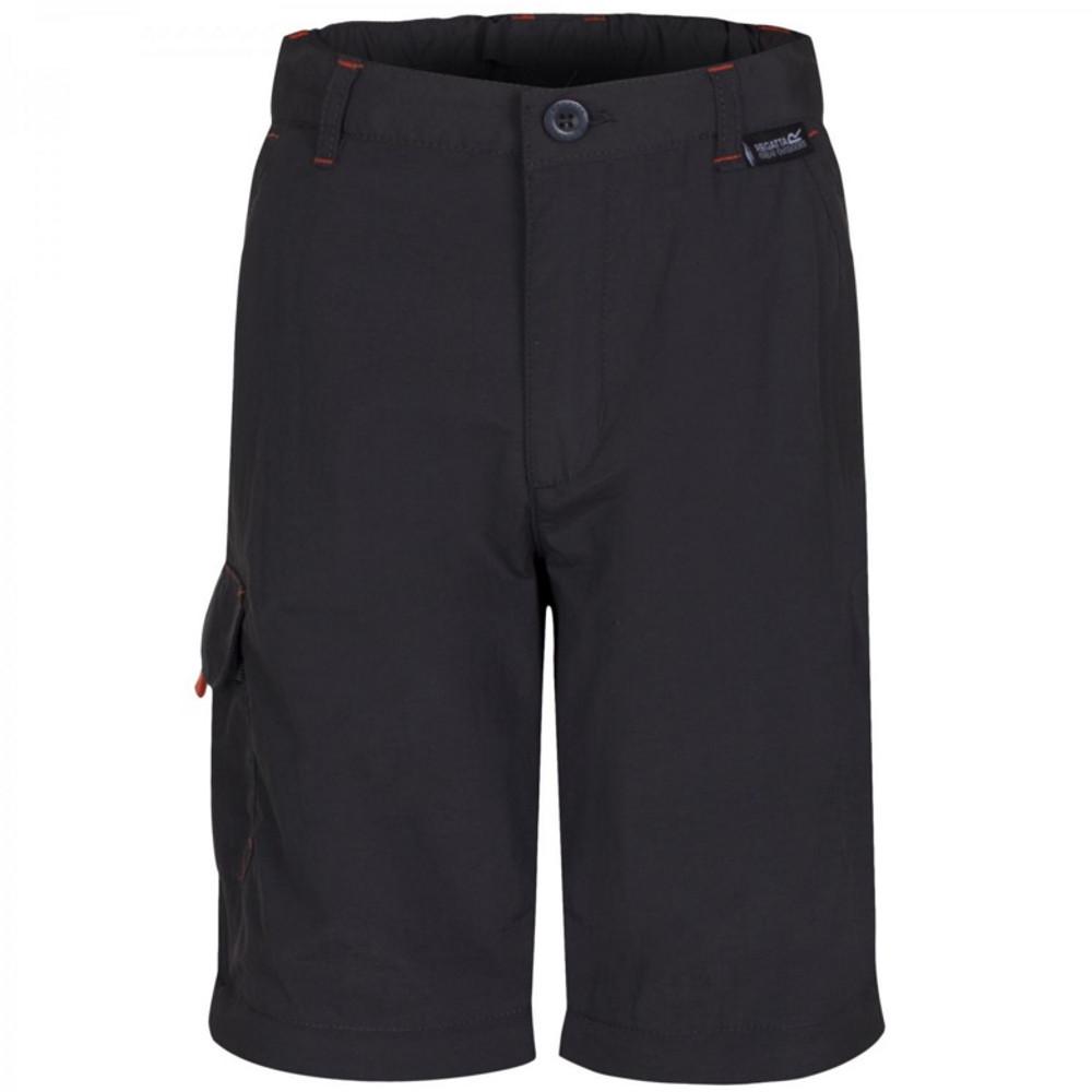 Regatta Boys /& Girls Sorcer Lightweight Zip Off Trousers
