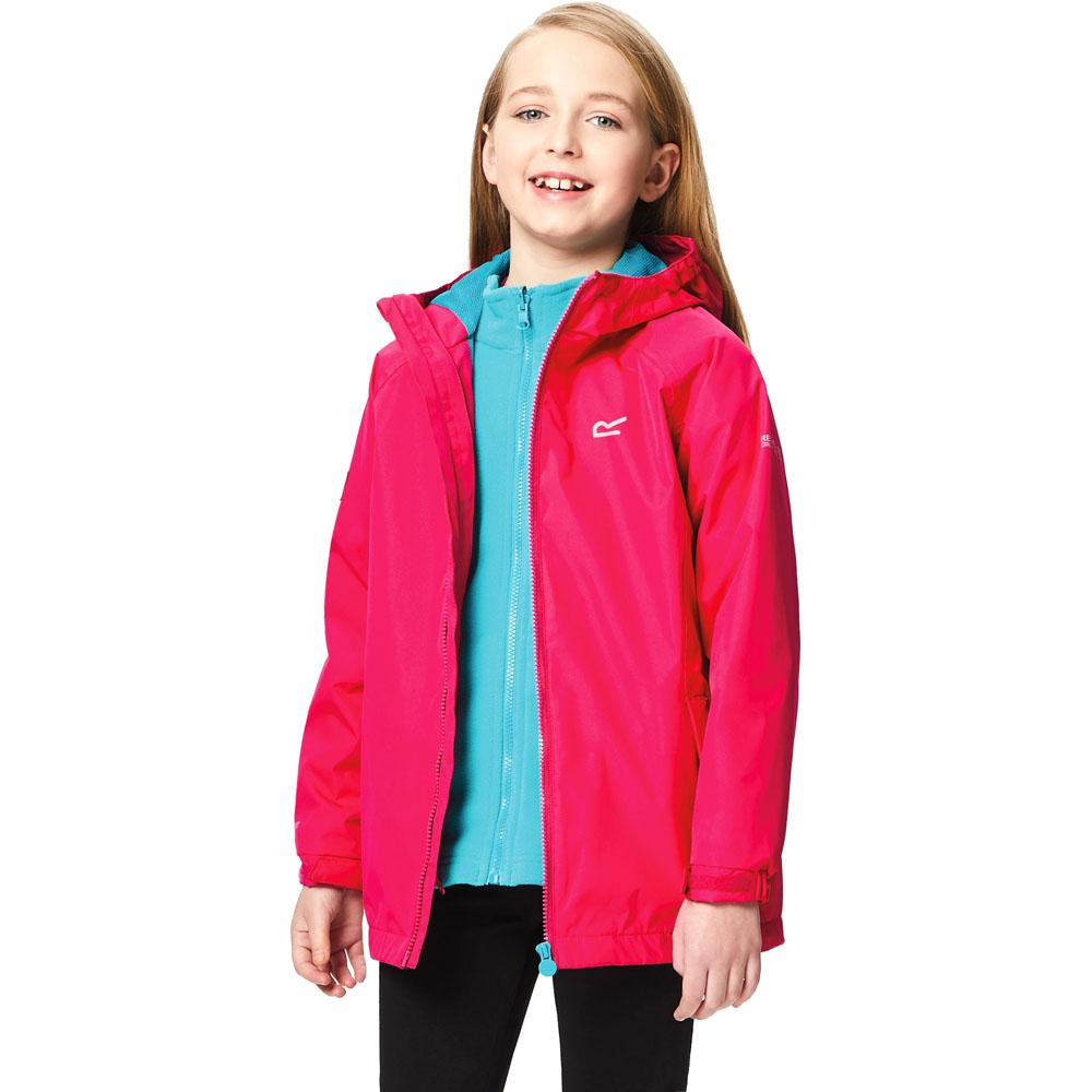 Regatta Kids Lagoona Waterproof Jacket