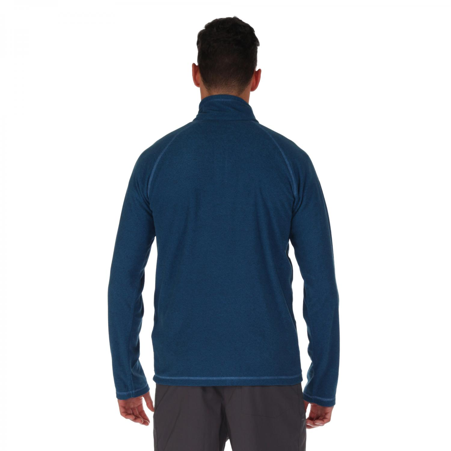 Regatta-Mens-Montes-Lightweight-Half-Zip-Summer-Fleece-Top