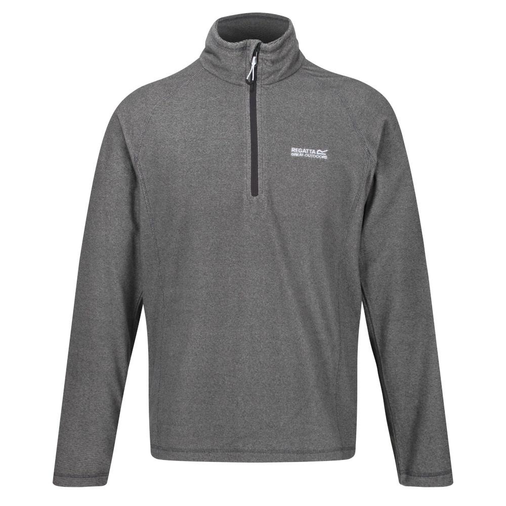Regatta-Mens-Montes-Lightweight-Half-Zip-Summer-Fleece-Top
