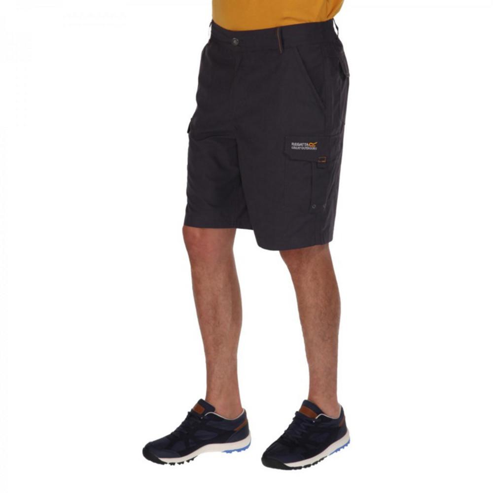 e1c09142c5 Regatta Delph Men's Shorts Iron 30 Rmj160iron30 | eBay