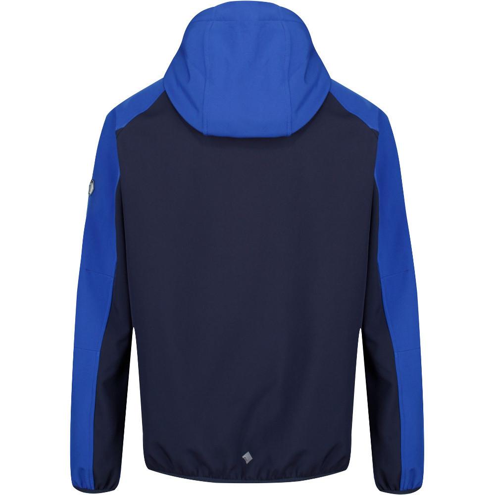 Details about Regatta Mens Arec II Warm Backed Lightweight Softshell Jacket Coat