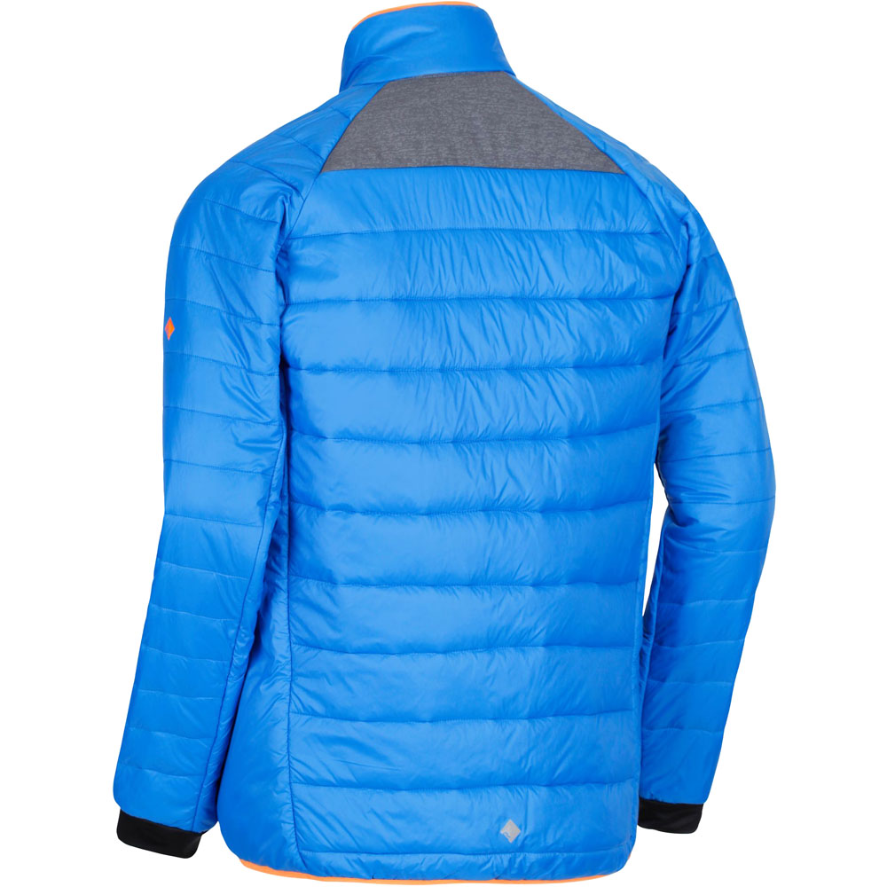 Regatta Mens Halton II Lightweight Durable Water Repellent Coat Jacket