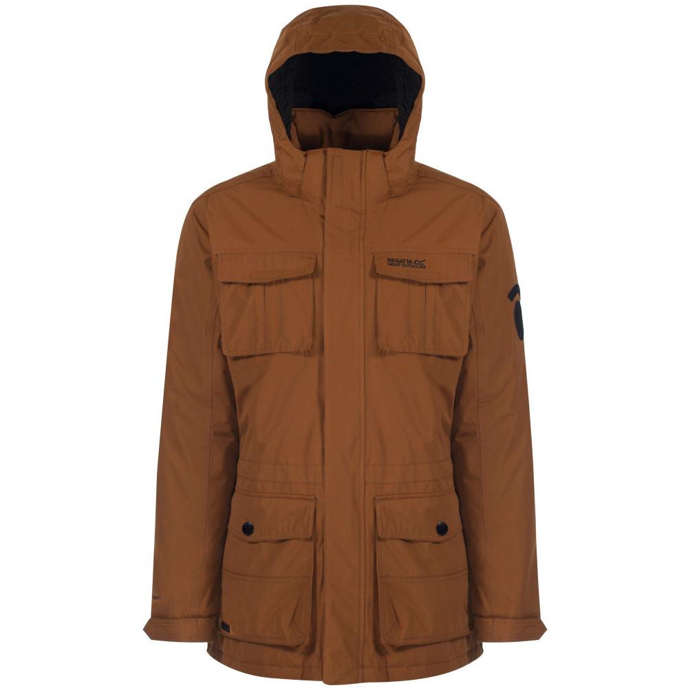 Mens regatta jacket - Regatta Mens Penkar Waterproof Windproof Insulated Jacket