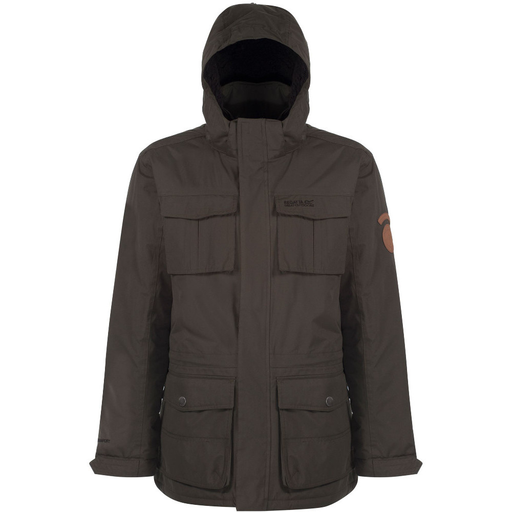 Regatta Mens Penkar Waterproof Windproof Insulated Jacket | eBay