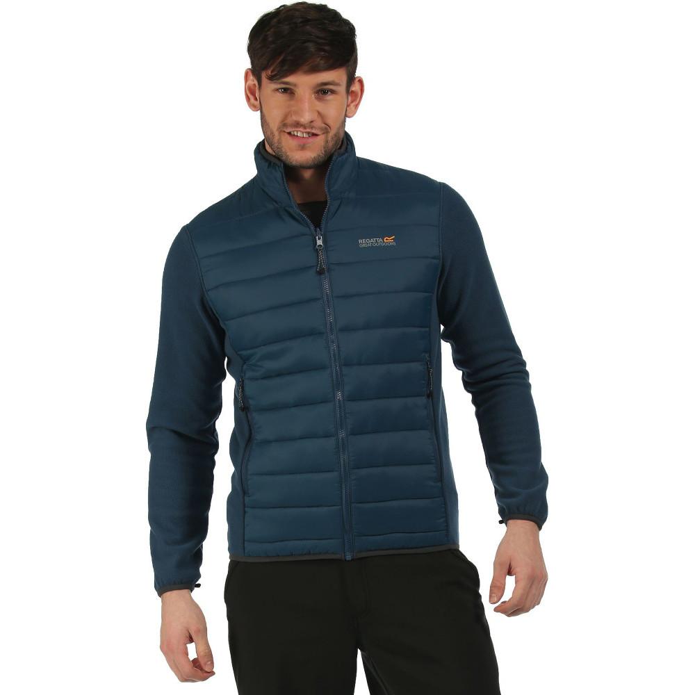 Mens regatta jacket - Regatta Mens Wentwood Waterproof Breathable Insulated 3 In