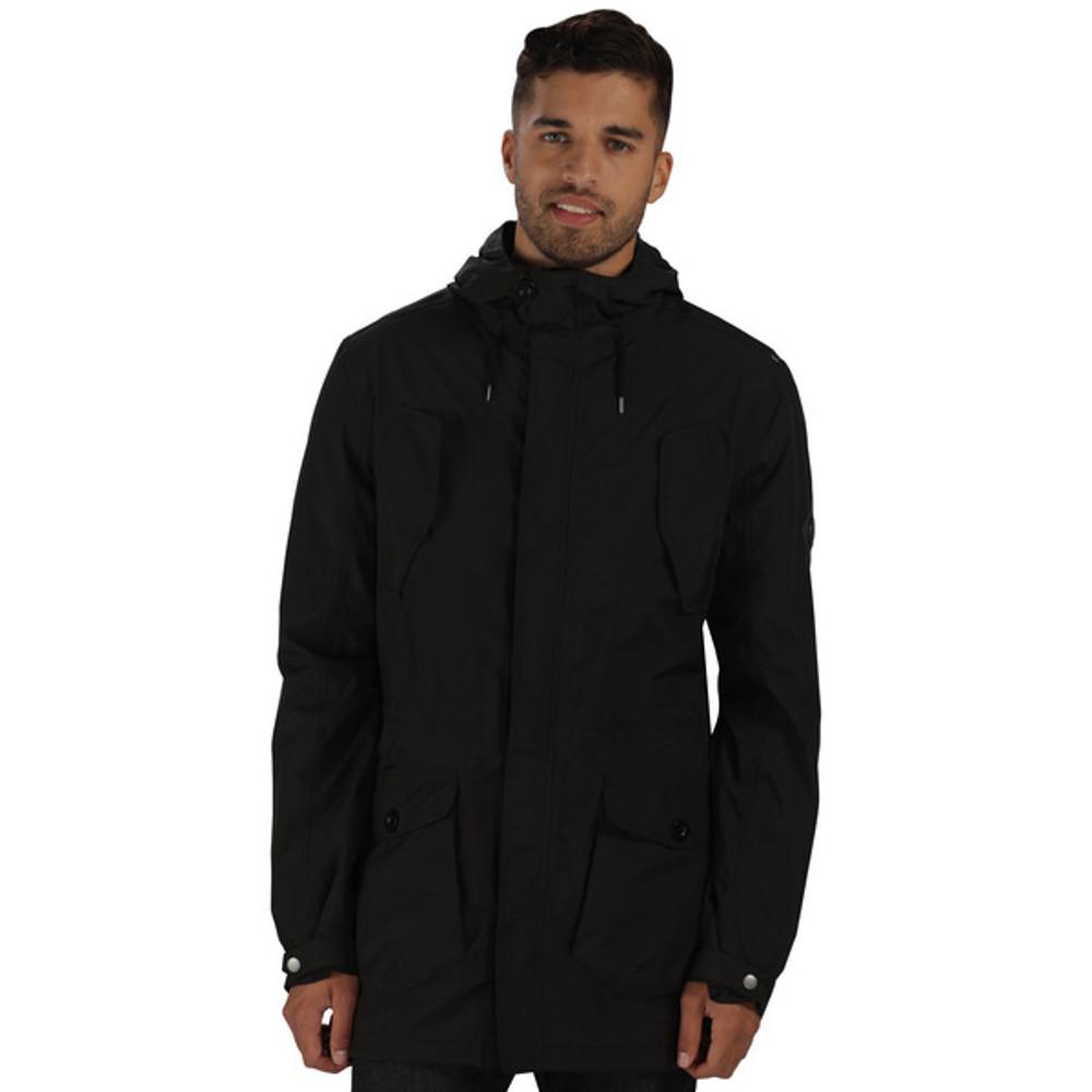 Regatta Mens Mansiri Waterproof Breathable Technical Parka Jacket ...