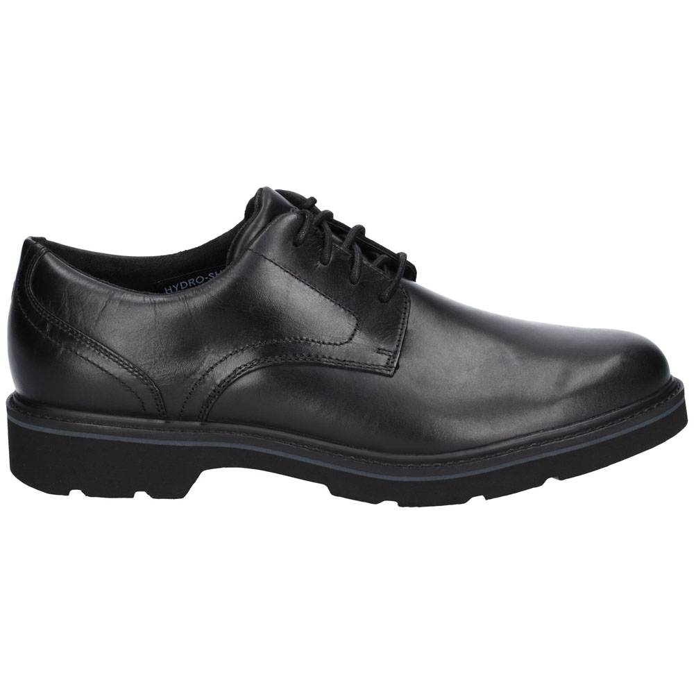 Rockport Mens Mens Mens Charlee Leather Lace Up Formal Oxford schuhe  293b7c
