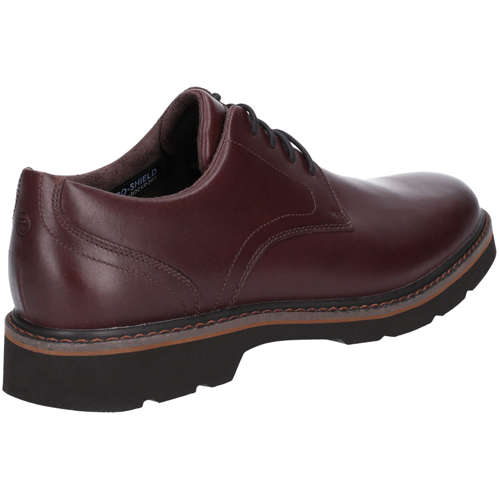 Rockport-Mens-Charlee-Leather-Lace-Up-Formal-Oxford-Shoes thumbnail 10