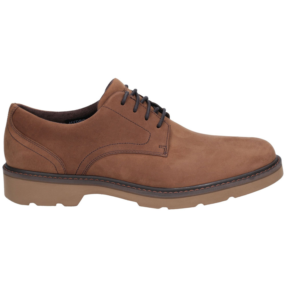 Rockport-Mens-Charlee-Leather-Lace-Up-Formal-Oxford-Shoes thumbnail 15