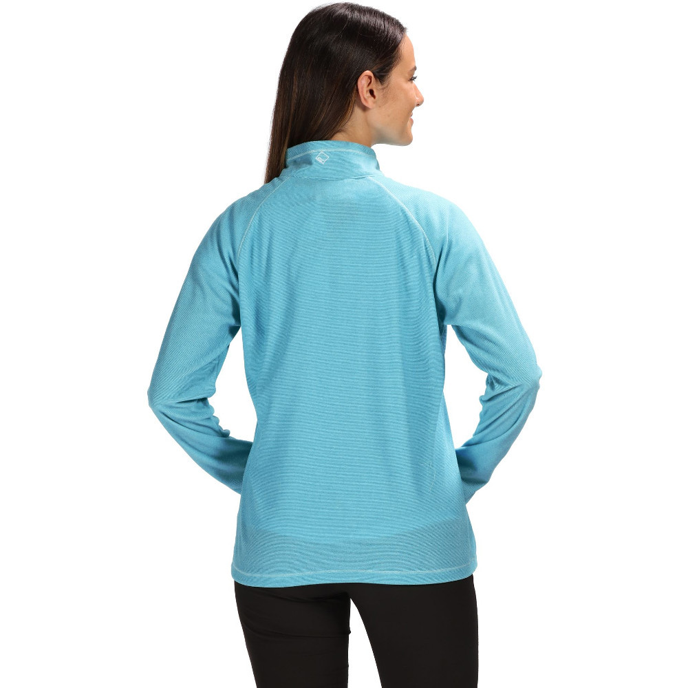 Regatta Womens//Ladies Montes Half Zip Lightweight Microfleece Top