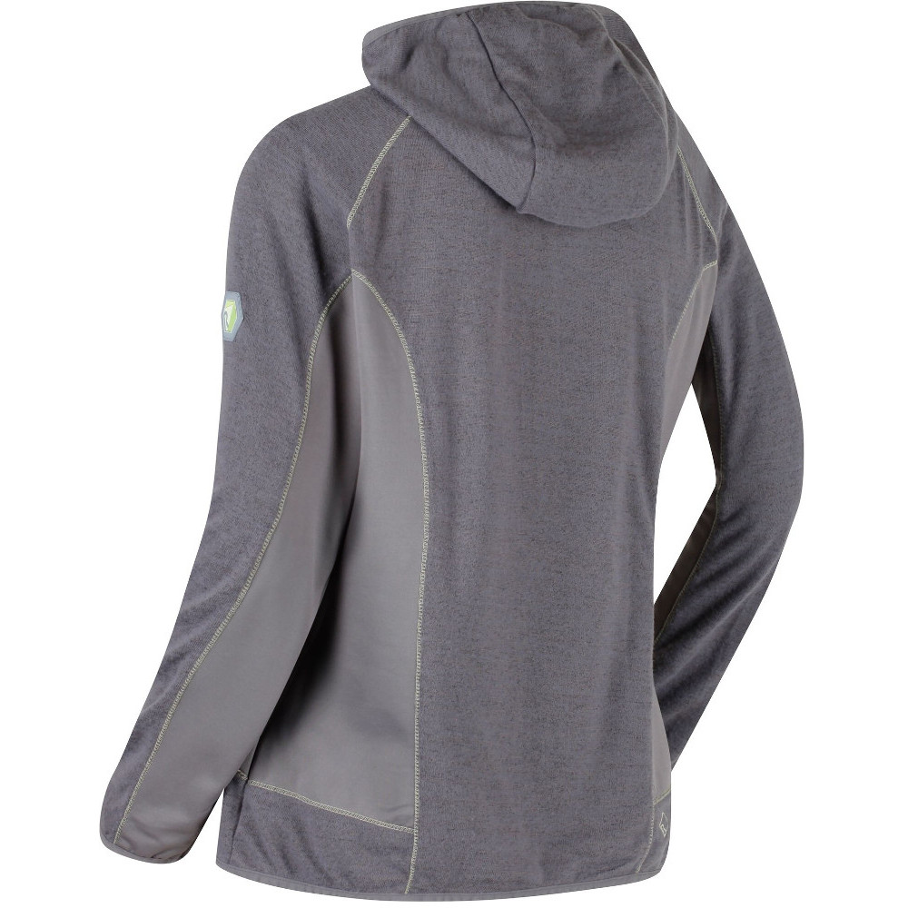 Regatta Womens//Ladies Willowbrook Full Zip Hooded Fleece Casual Jacket