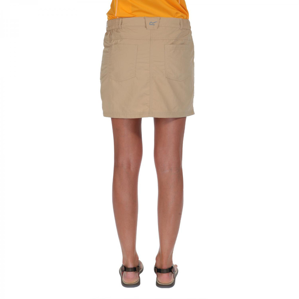 regatta womens chaska lightweight summer skort