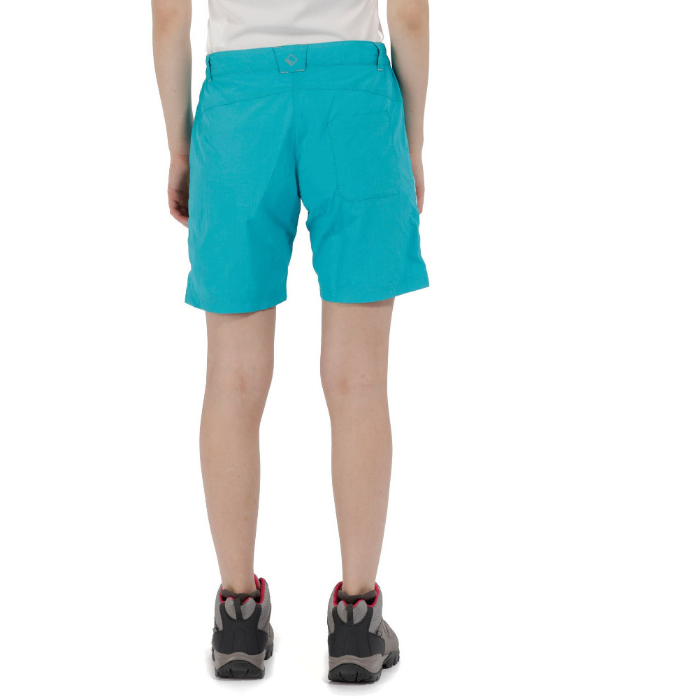 Regatta-Womens-Ladies-Sungari-Lightweight-Durable-Walking-Shorts thumbnail 10