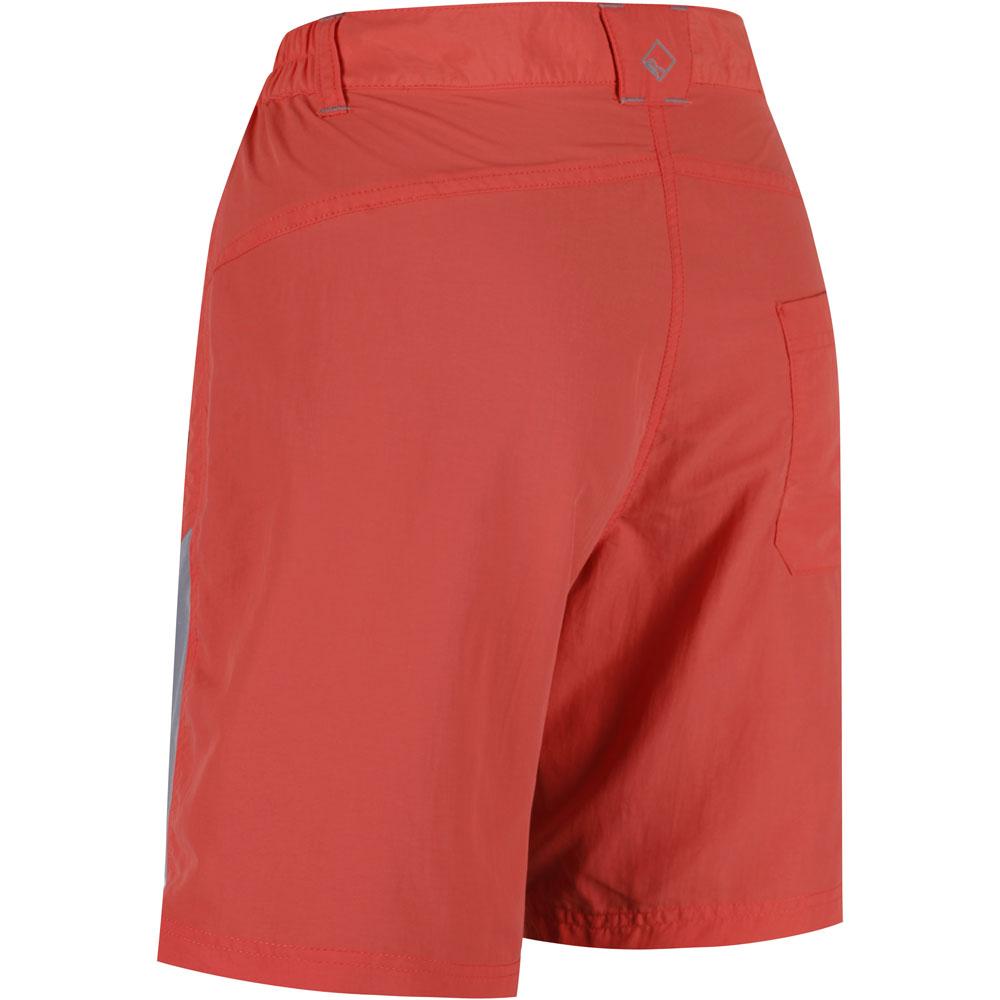 Regatta-Womens-Ladies-Sungari-Lightweight-Durable-Walking-Shorts thumbnail 18