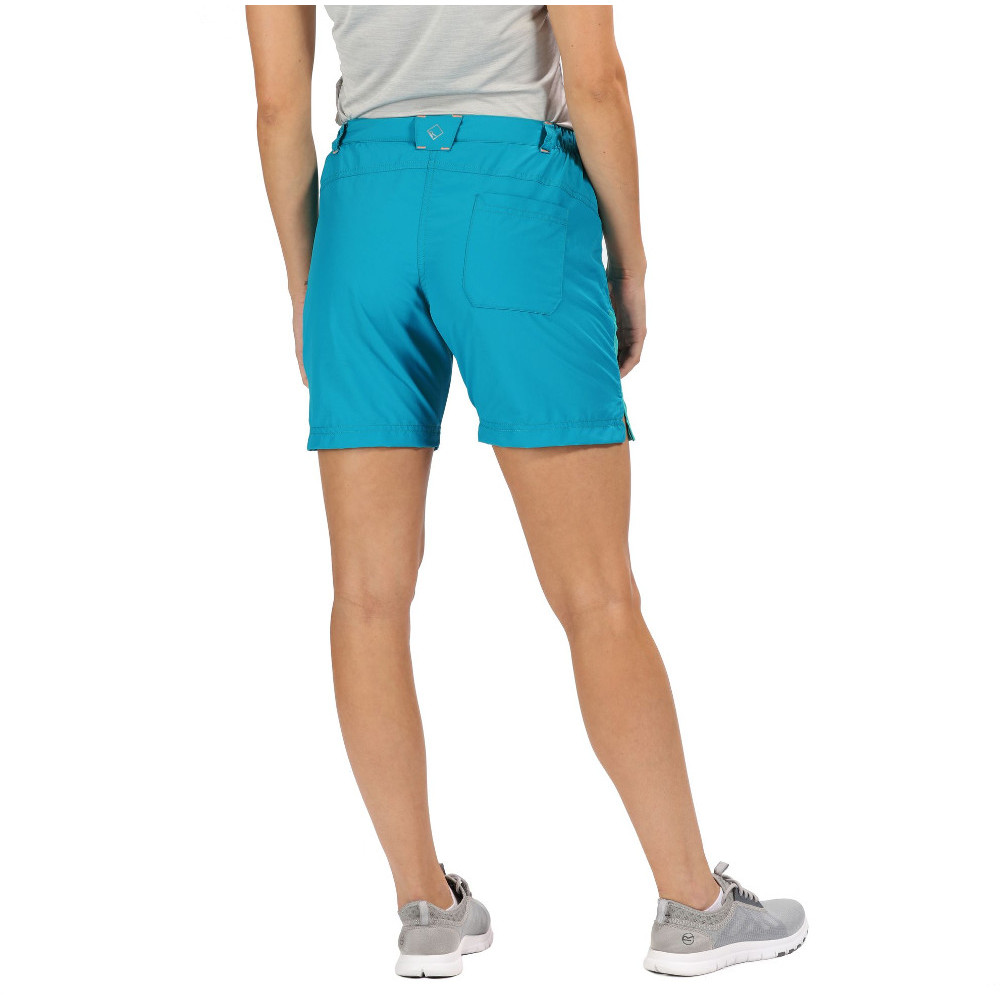 Regatta-Womens-Ladies-Sungari-Lightweight-Durable-Walking-Shorts thumbnail 14