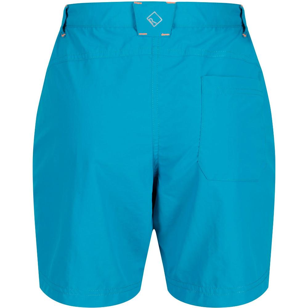 Regatta-Womens-Ladies-Sungari-Lightweight-Durable-Walking-Shorts thumbnail 16