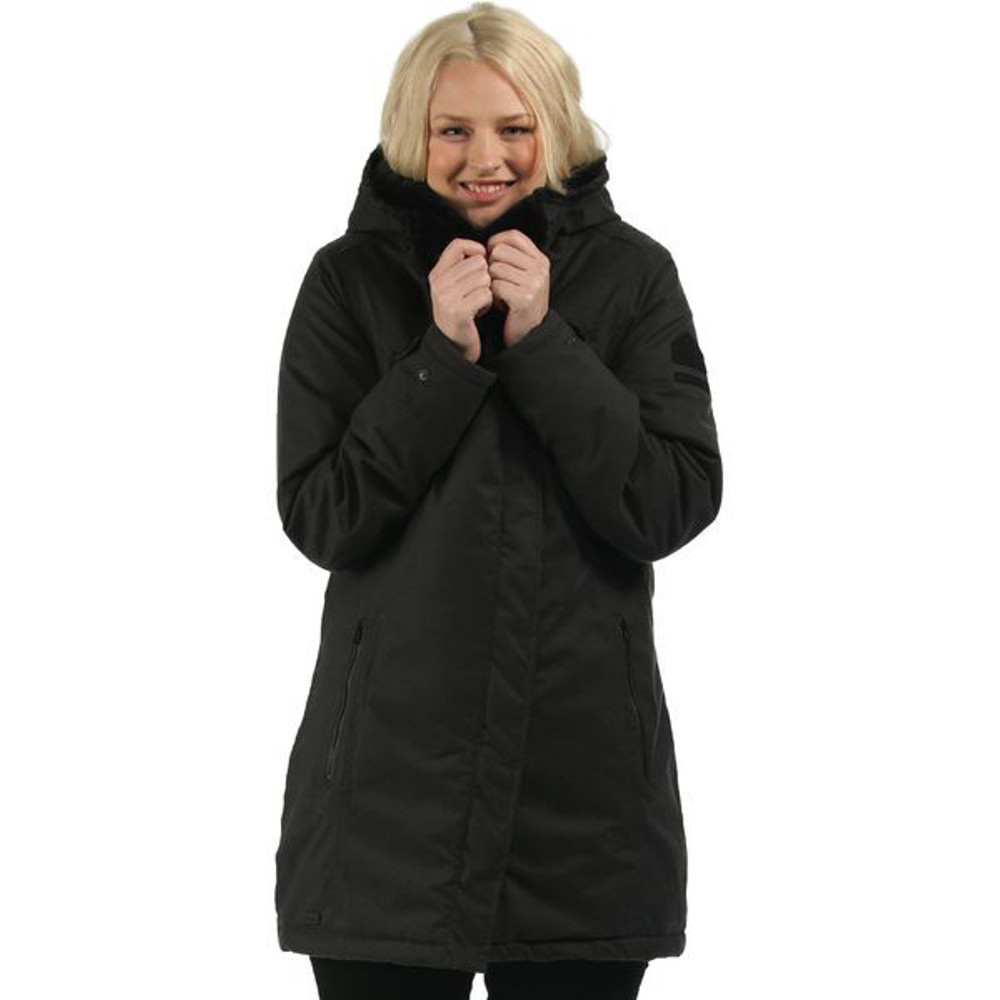 Womens warm waterproof coats