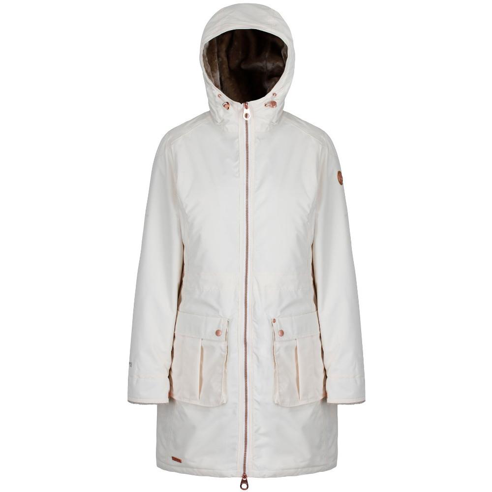 Regatta-Womens-Ladies-Romina-Breathable-Waterproof-Long-Length-Jacket miniatuur 19